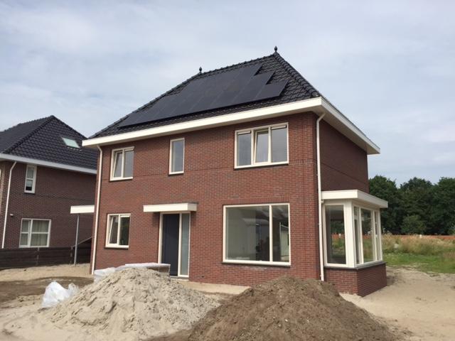 Oplevering woning te meppel bouwbedrijf regeling for Nieuwe woning wensen